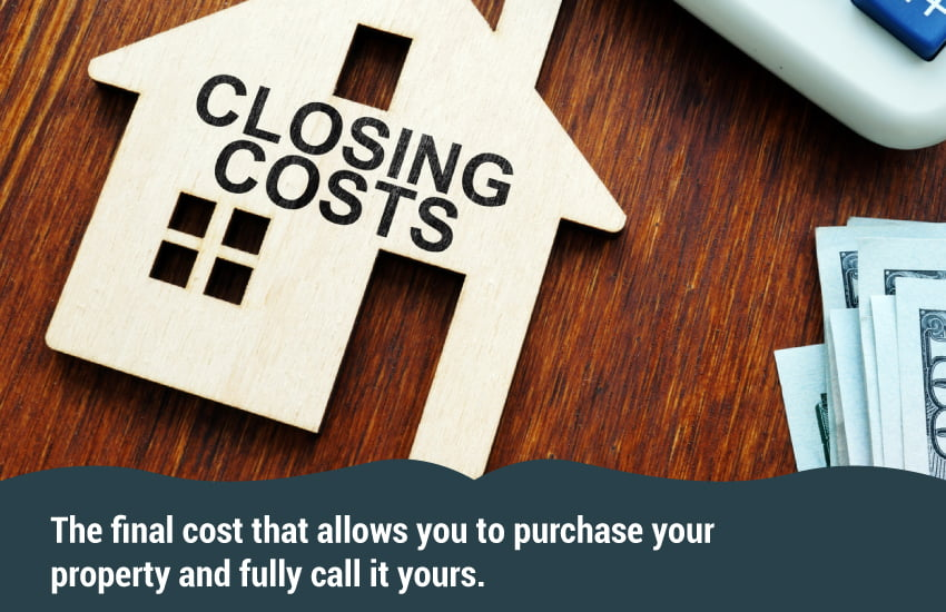 closing cost of buying a home