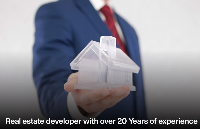 real estate developers to build your own home