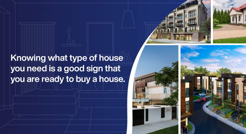 house types to buy a house